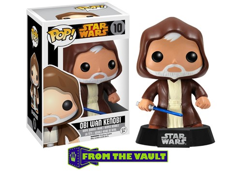 Obi-Wan Kenobi - Star Wars - Funko POP Star Wars