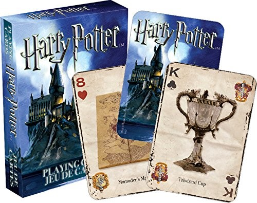 Baralho Playng Cards Deck Harry Potter