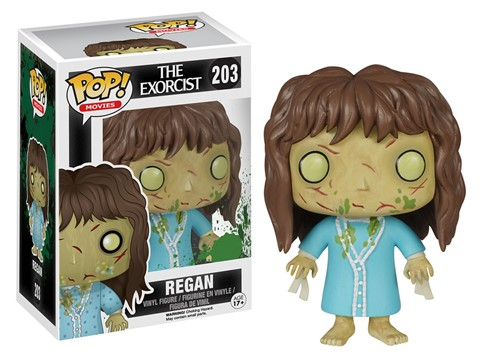 Regan - O Exorcista - Funko POP Filmes