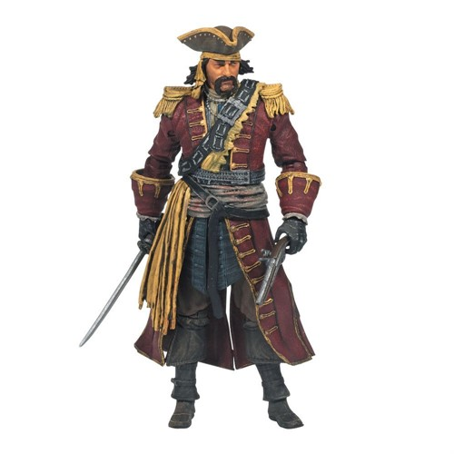 Black Bart Bartholomew Roberts - Assassins Creed - Série 1