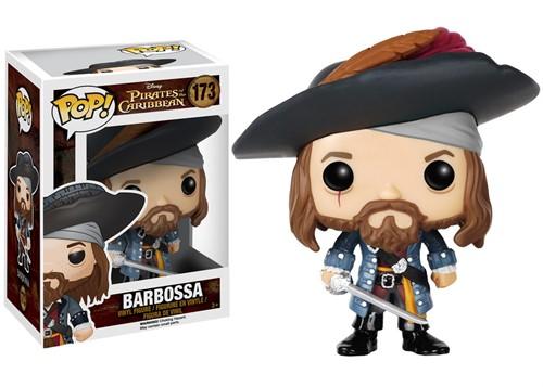 Barbossa - Piratas do Caribe - Funko POP Filmes