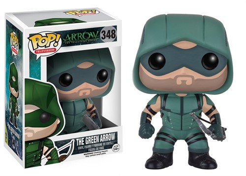Arqueiro Verde - The Green Arrow - Funko POP TV
