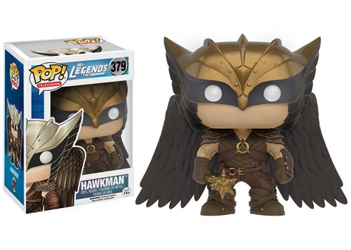 Hawkman - Legends of Tomorrow DC Comics - Funko POP Televisão