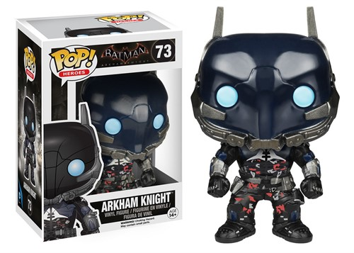 Arkham Knight - Batman Arkham Knight - Funko POP GAME