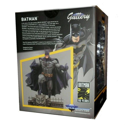 Batman - Batman DC Gallery DC Comics - Diamond Select Toys