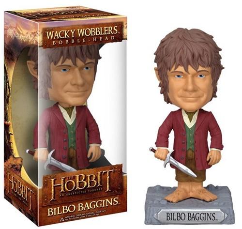 Bilbo Balseiro Baggins - The Hobbit - Funko Bobble Head