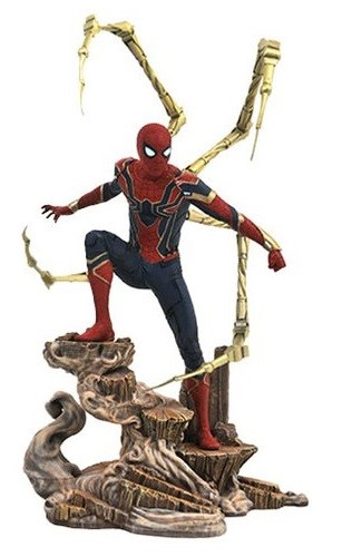 Iron Spider-Man Statue - Avengers: Infinity War - Marvel Gallery