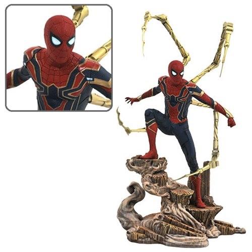 Iron Spider-Man Statue - Avengers: Infinity War - Marvel Gallery
