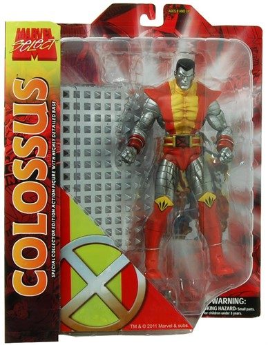 Colossus - Marvel Select - Diamond