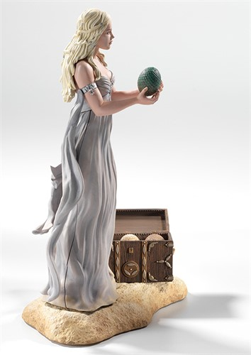Daenerys Targaryen - Game Of Thrones - Dark Horse Deluxe Hbo