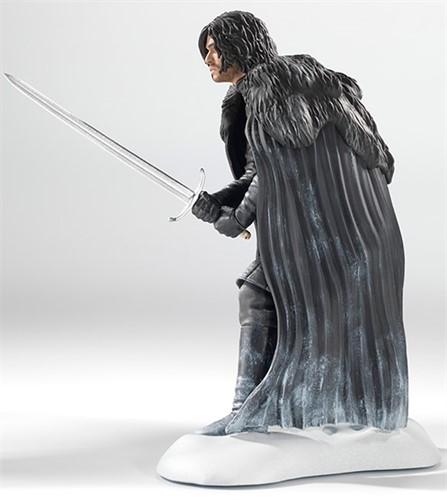 John Snow Figura - Game Of Thrones - Dark Horse Deluxe Hbo