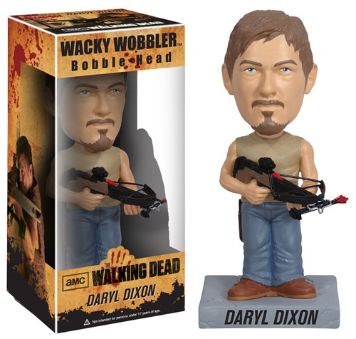 Daryl Dixon - The Walking Dead - Funko Bobble Head