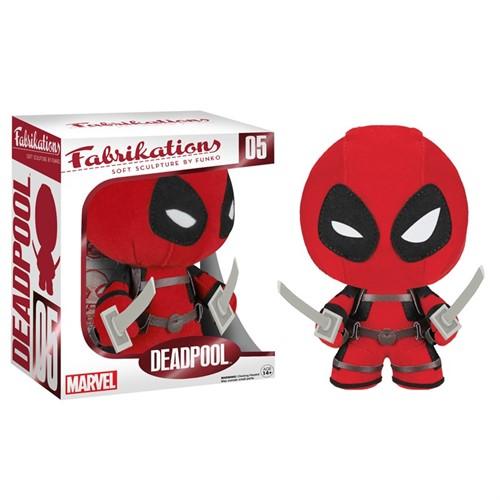 Deadpool Marvel Pelúcia - Funko Fabrikations