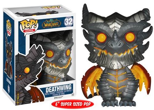 Deathwing - World Of Warcraft - Funko Pop Games