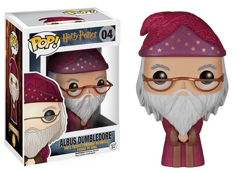 Albus Dumbledore - Harry Potter - Funko POP Filmes