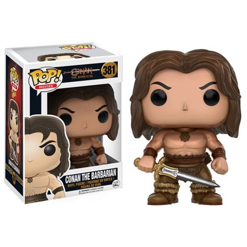 Conan O Bárbaro - Conan The Barbarian - Funko POP Filmes