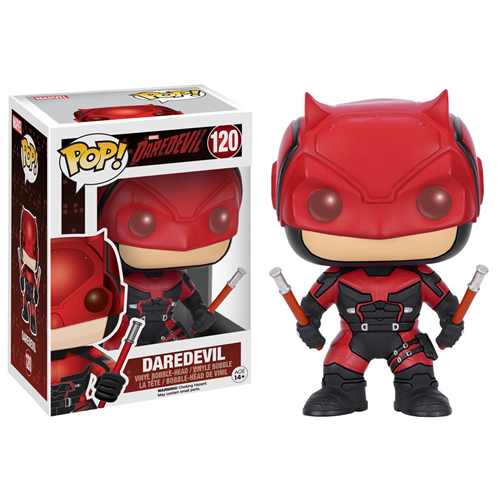 Daredevil Red Suit - Daredevil - Funko POP MARVEL