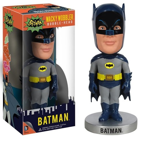 Funko - Batman Classic Tv Serie 1966 - Batman Bobble-head