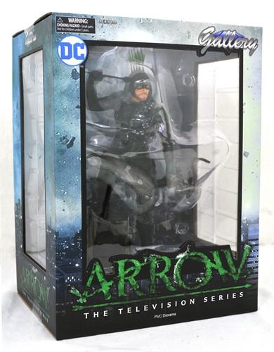 Green Arrow Arqueiro Verde TV Series DC Comics Gallery Statue - Diamond Select Toys