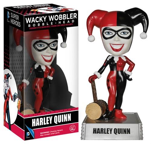 Harley Quinn - Bobble Head - Funko Pop DC Comics