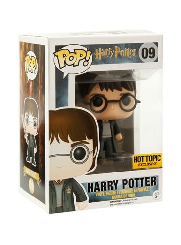 Harry Potter c/ Gryffindor - Funko POP Filmes - EXCLUSIVO