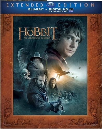 The Hobbit - Uma Jornada Inesperada - Estendida Blu-ray Gift Set