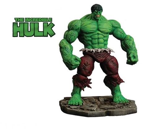Hulk O Incrível Hulk - Marvel Select - Diamond