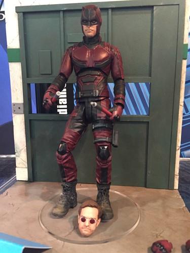 Demolidor Daredevil Netflix - Marvel Select - Diamond Select