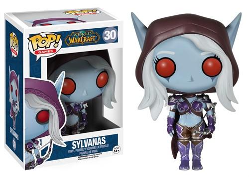 Lady Sylvanas - World Of Warcraft - Funko Pop Games