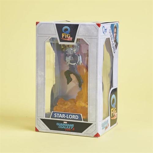 Star-Lord Light-Up FX Diorama MARVEL Q-Fig - QUANTUM MECHANIX