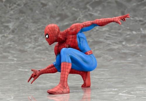 The Amazing Spider-Man MARVEL ArtFX+ Estátu 1/10 - Kotobukiya