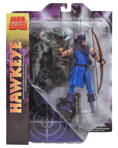 Hawkeye Arqueiro - Marvel Select - Diamond