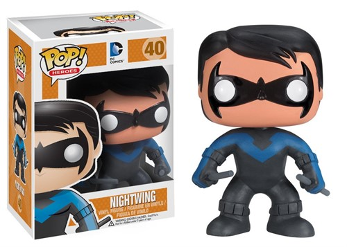 Nightwing Asa Noturna Dc Comics - Funko Pop