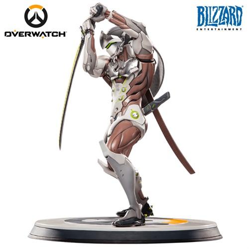 Genji Statue - Overwatch Game Estátua - Blizzard Entertainment