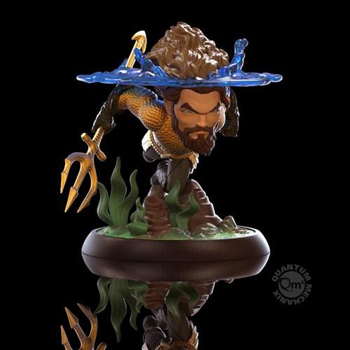 Aquaman - DC Comics - Q-Fig - QUANTUM MECHANIX