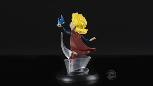 Supergirl Dc Comics - Q-Fig - QUANTUM MECHANIX