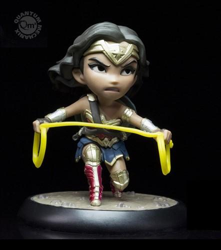 Wonder Woman Mulher Maravilha Liga da Justiça DC Comics Q-Fig - QUANTUM MECHANIX