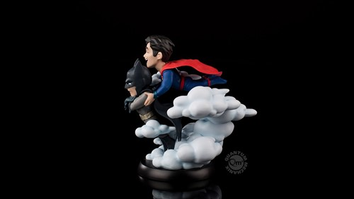 World's Finest Melhor do Mundo Batman e Superman DC Comics - Q-Fig Max - QUANTUM MECHANIX