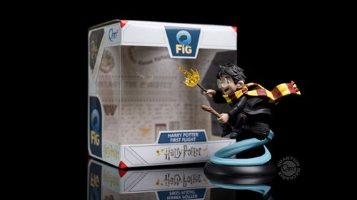 Harry Potter: Primeiro Vôo - Harry Potter - Q-Fig - QUANTUM MECHANIX