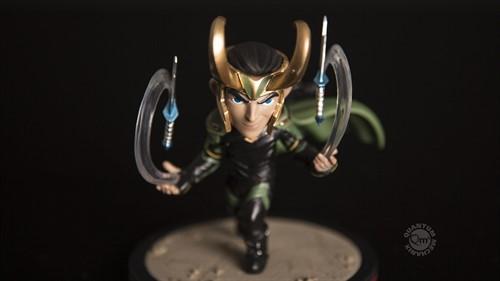 Loki - Thor: Ragnarok Q-Fig Max Diorama MARVEL - QUANTUM MECHANIX