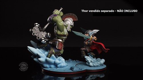 Hulk – Thor: Ragnarok Q-Fig Max Diorama MARVEL - QUANTUM MECHANIX