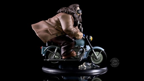 Harry Potter e Rubeus Hagrid Diorama Max - Q-Fig - QUANTUM MECHANIX