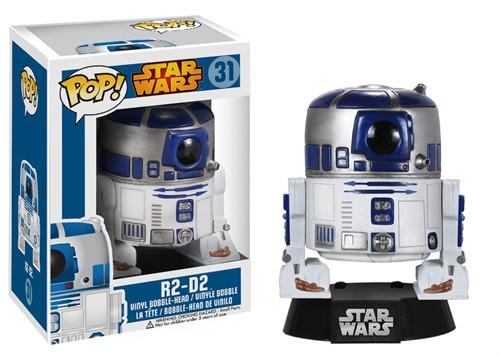 R2-D2 Star Wars - Funko Pop