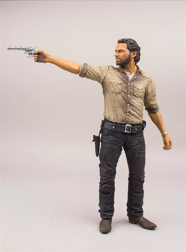 Rick Grimes - The Walking Dead 25cm - Mcfarlene Toys