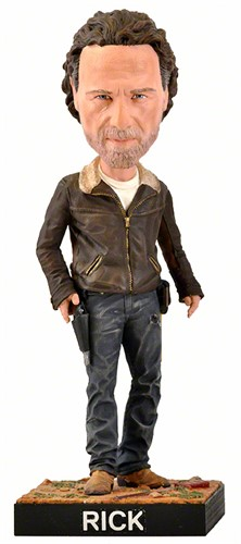 Rick Grimis - The Walking Dead Bobble Head - Royal Bobbles