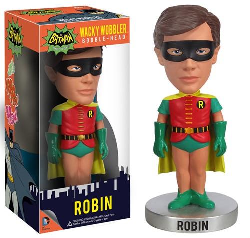 Robin - Batman Classic Tv Serie 1966 - Funko Bobble-head