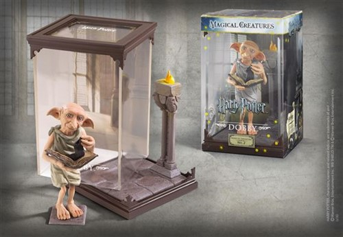 Dobby Criaturas Mágicas - Magical Creatures - The Noble Collection