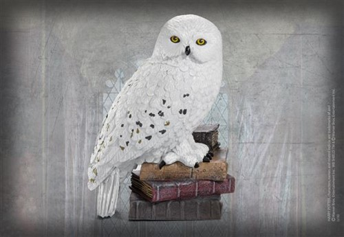 Edwiges Criaturas Mágicas Hedwig Magical Creatures - The Noble Collection