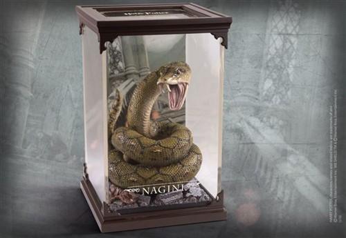 Nagini Criaturas Mágicas - Magical Creatures - The Noble Collection