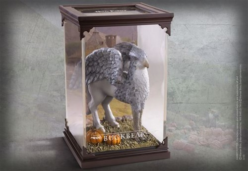 Hipogrifo Criaturas Mágicas - Buckbeak Magical Creatures - The Noble Collection